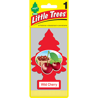 Image Little Trees Unitaire Cerise