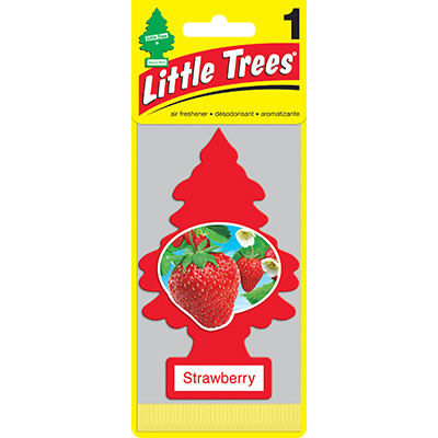 Image Little Trees Unitaire Fraise